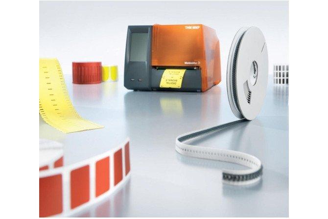 Uniwersalny system opisowy Weidmuller MultiMark z uniwersalną drukarką termotransferową THM MMP