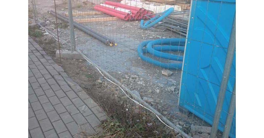 Wymagania dotyczące tras przewodowych na terenie budowy oraz w budynkach i innych obiektach budowlanych