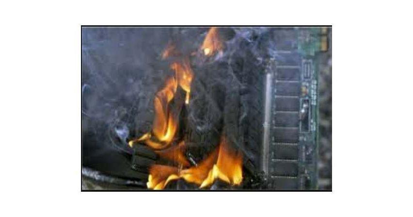 Zabezpieczanie przeciwpożarowe serwerowni poprzez obniżenie poziomu tlenu