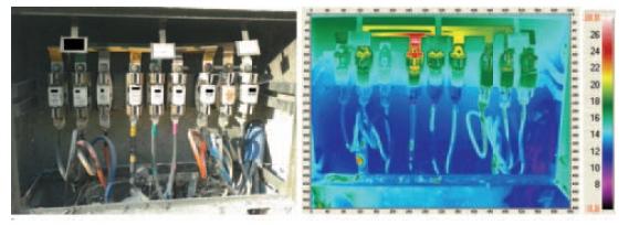 Kamery termowizyjne  w inżynierii bezpieczeństwa