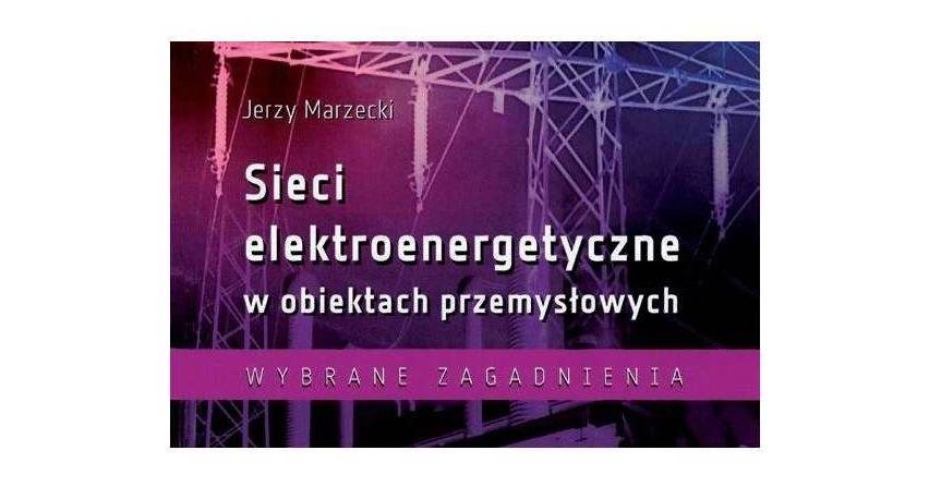 Sieci elektroenergetyczne w obiektach przemysłowych – zagadnienia wybrane