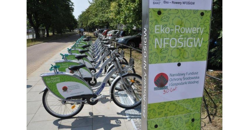 Eko-Rowery NFOŚiGW
