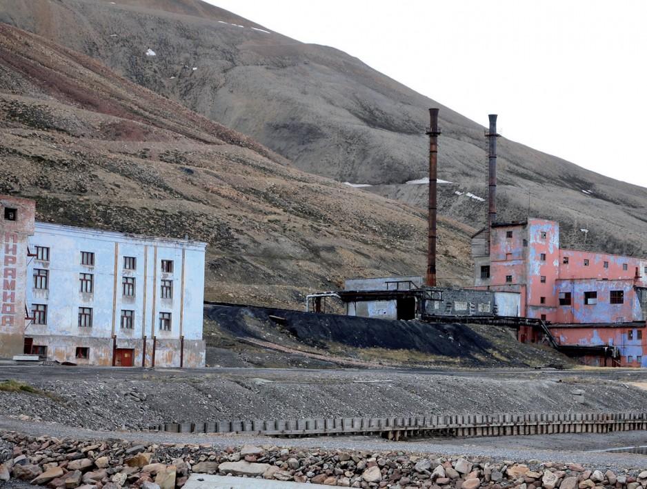 Galeria Spitsbergen i energetyka