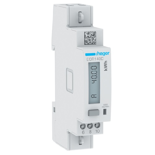 Liczniki zużycia energii elektrycznej ECR140D
