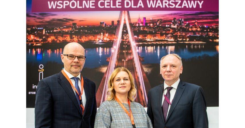 innogy Stoen Operator i Urząd m.st. Warszawy wyznaczają wspólne cele dla miasta