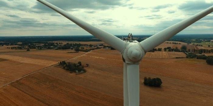 Poprawa efektywności farm wiatrowych