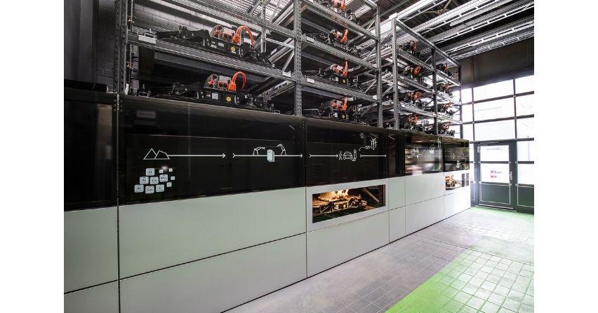 Audi uruchamia magazyn energii ze starych akumulatorów
