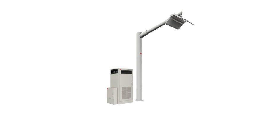ABB zaprezentowało automatyczny pantograf dla elektrycznych autobusów