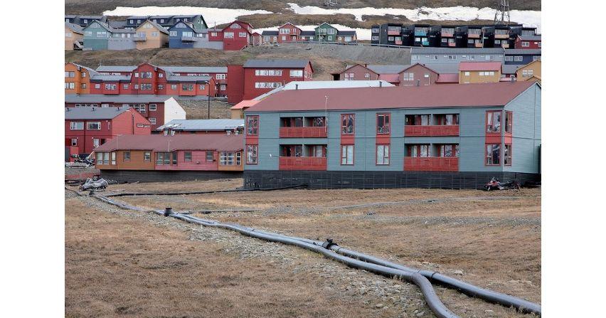 Spitsbergen i energetyka