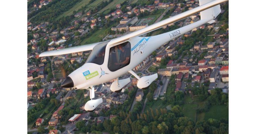 Pierwszy lot samolotem elektrycznym za nami – wnioski