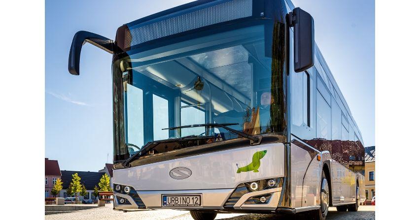 Autobusy Solaris będą jeździć po ulicach Kutna