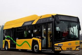 5 nowych autobusów elektrycznych w Katowicach