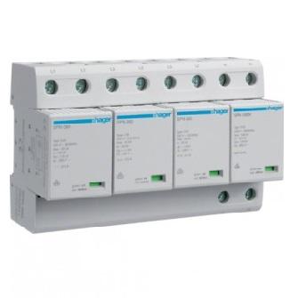 Kombinowany ogranicznik przepięć typu 1+2 SPN802