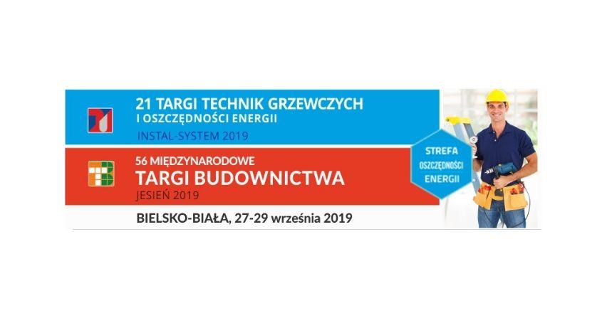 """Międzynarodowe Targi """"Instal System 2019"""""""