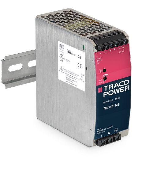 Zasilacze impulsowe TIB-240-48EX