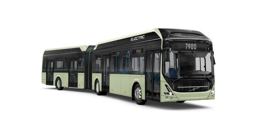 Volvo zaprezentowało nowy autobus elektryczny przegubowy