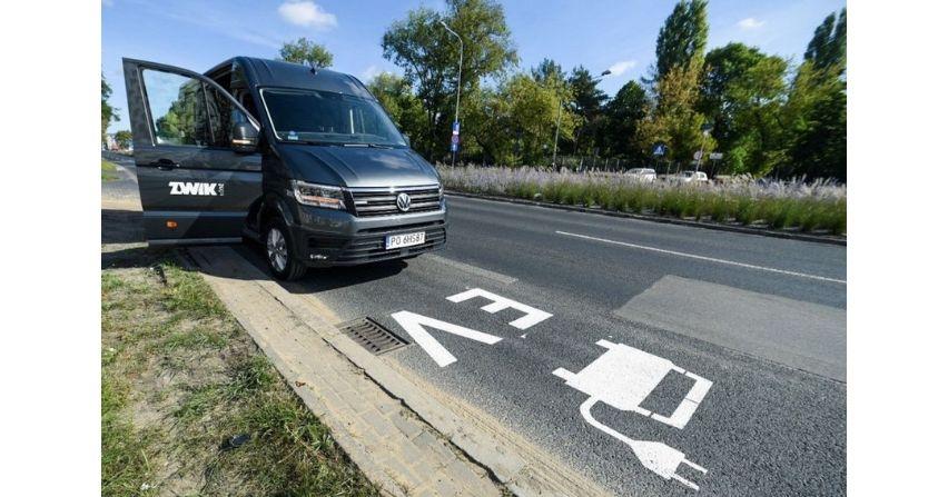 Elektryki w Łodzi będą jeździć na buspasach