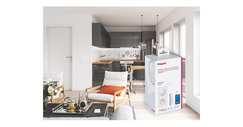 Inteligentne rozwiązania dla domu – Legrand Netatmo
