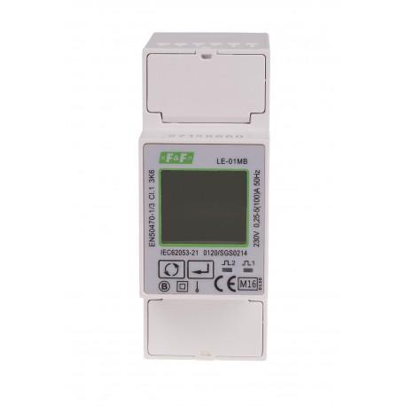 Licznik energii elektrycznej LE-01MB