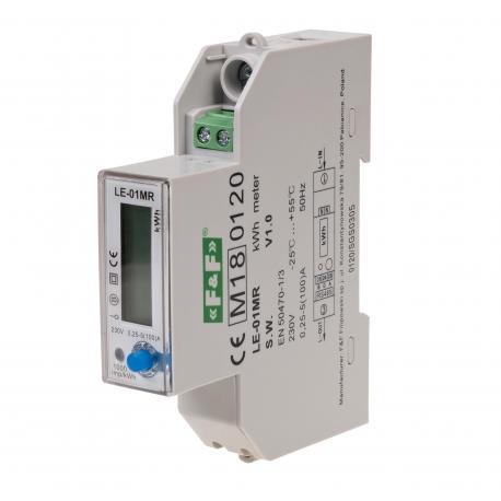 Liczniki energii elektrycznej LE-01MR