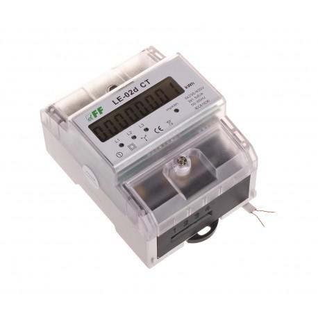 Liczniki energii elektrycznej LE-02d-CT