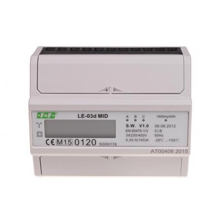 Licznik energi elektrycznej LE-03d