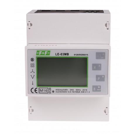 Licznik energii elektrycznej LE-03MB