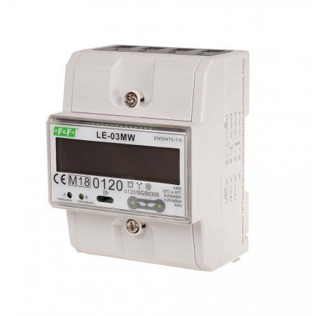 Licznik energii elektrycznej LE-03MW