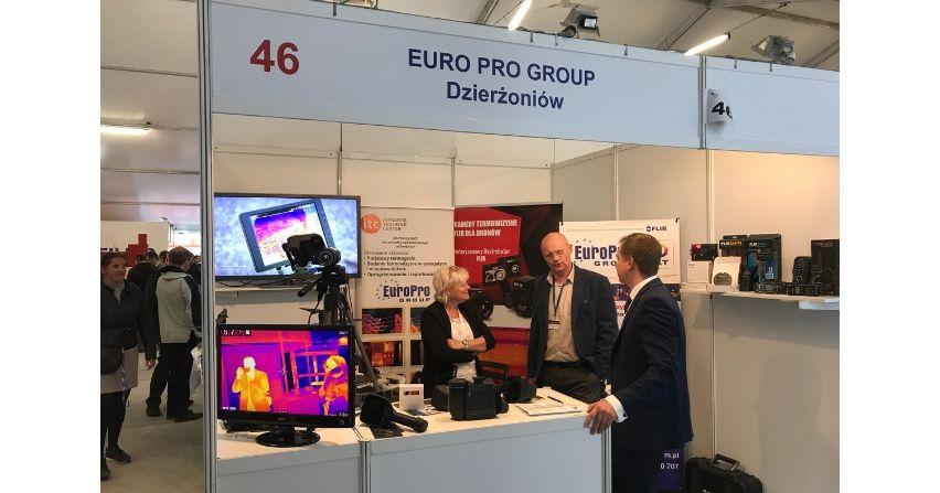 Kamery termowizyjne od Euro Pro Group i 10 urodziny