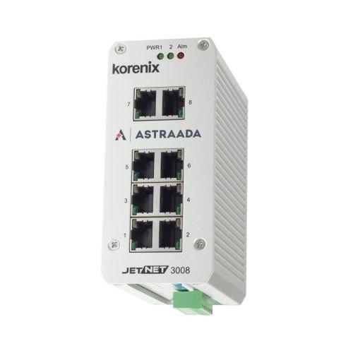 Switche przemysłowe Jet-Net-3010G