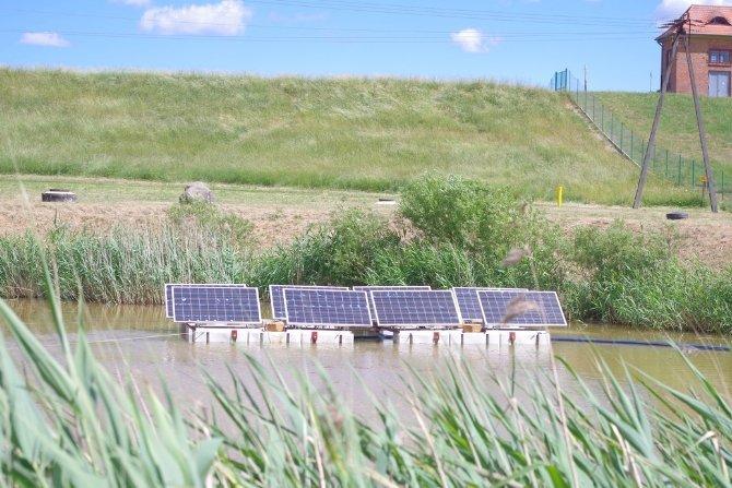 Pierwsza instalacja fotowoltaiczna na wodzie od Energa