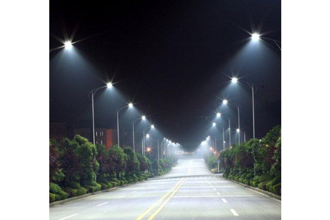 Nowe oświetlenie uliczne w Dąbrowie Górniczej