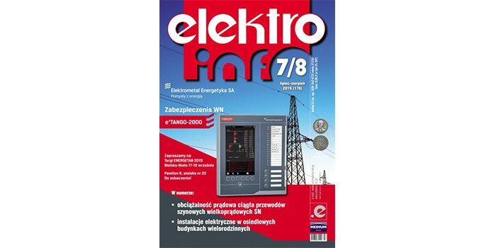 elektro.info 7-8/2019