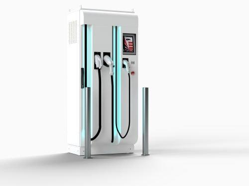 Stacja ładowania pojazdów elektrycznych CPC50