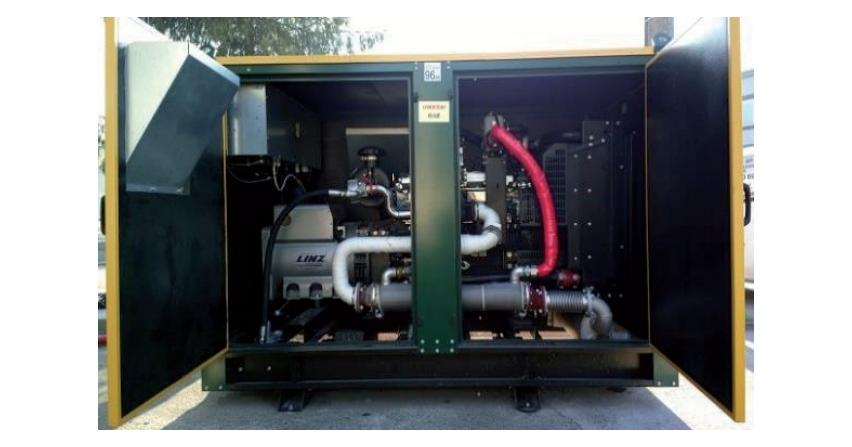 Ochronne systemy zapewniające niezawodną i bezpieczną pracę kogeneracyjnego zespołu prądotwórczego zasilanego biogazem