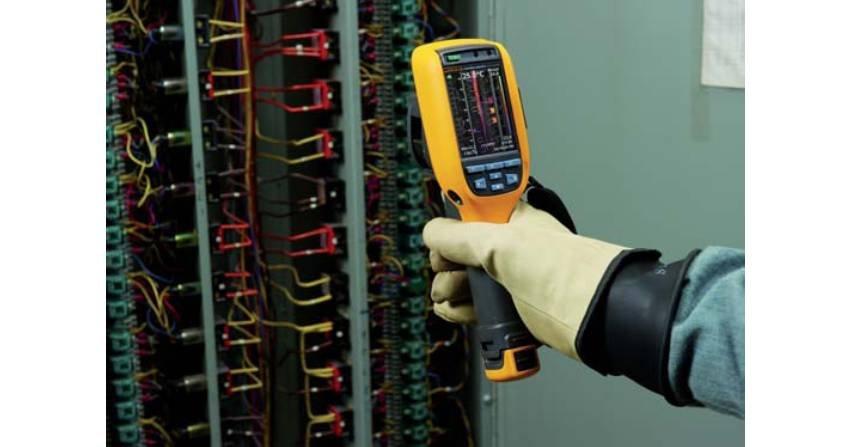Diagnostyka termowizyjna instalacji elektroenergetycznych przy zastosowaniu kamer termowizyjnych