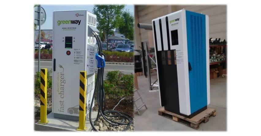 Elektryczna czternastka, czyli sprawdź, gdzie powstaną nowe ładowarki do pojazdów elektrycznych