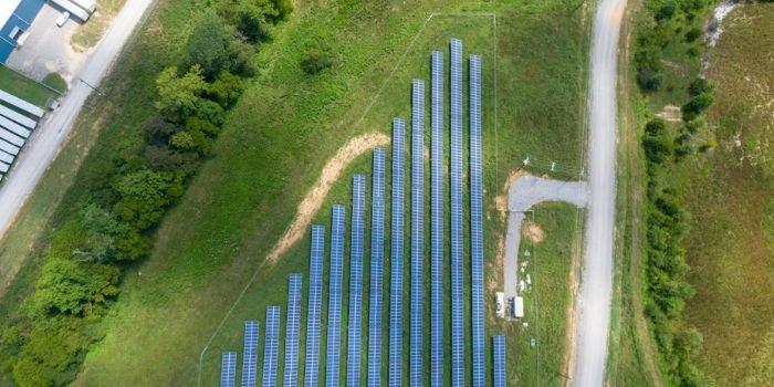 Risen Energy podłączyła do sieci pierwszej wielkoskalowej naziemnej elektrowni PV