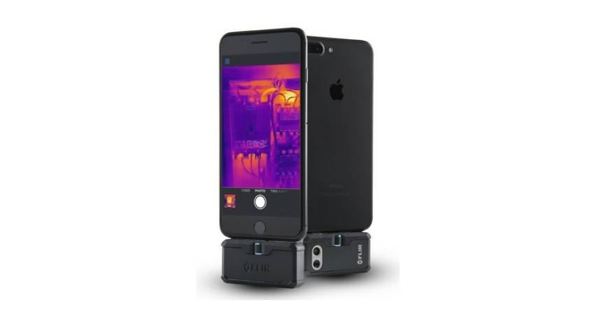 FLIR ONE Pro LT – tańsza kamera termowizyjna do smartfonów i tabletów