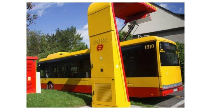 Inowrocław otrzyma cztery ładowarki do autobusów elektrycznych