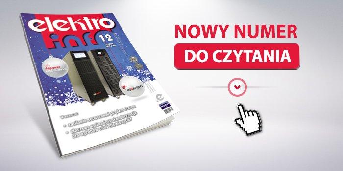 """Nowy numer 12/2019 """"elektro.info""""!"""