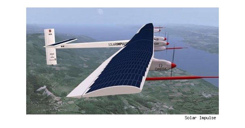 Pierwszy polski samolot na baterie słoneczne