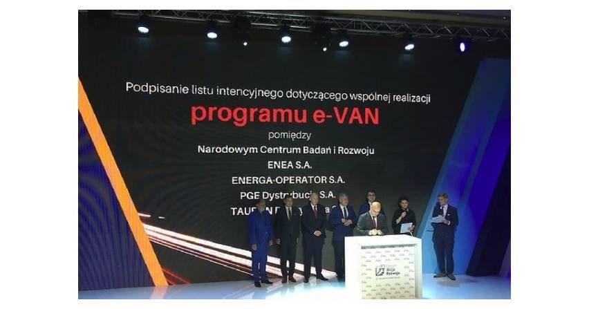 """Rusza program """"e-VAN"""", który pomoże w rozwoju elektromobilności"""