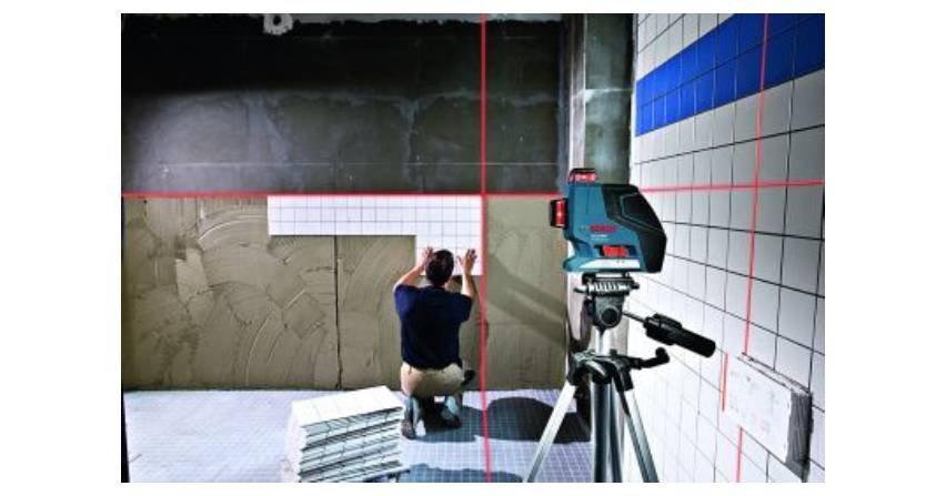 Wielofunkcyjny laser liniowy Bosch GLL 3-80 P Professional