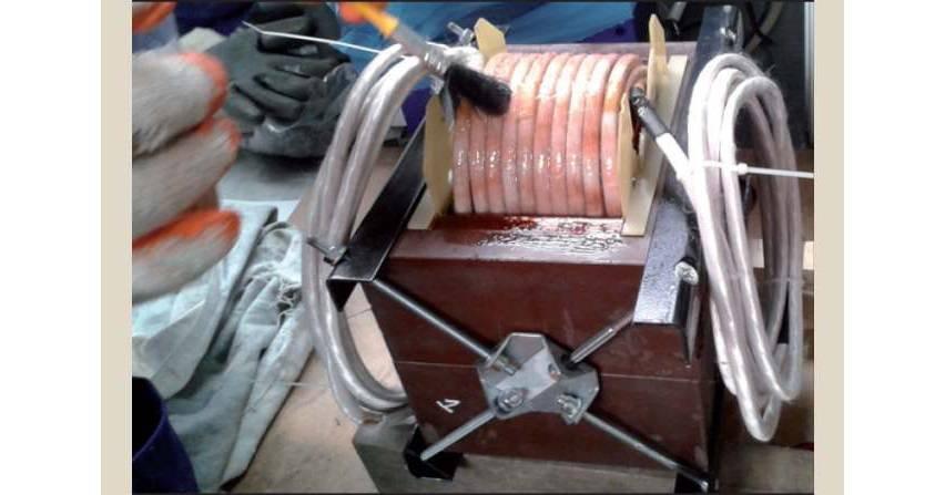 Wieloszczelinowe rdzenie blokowe transformatorów i dławików dla potrzeb elektroenergetyki