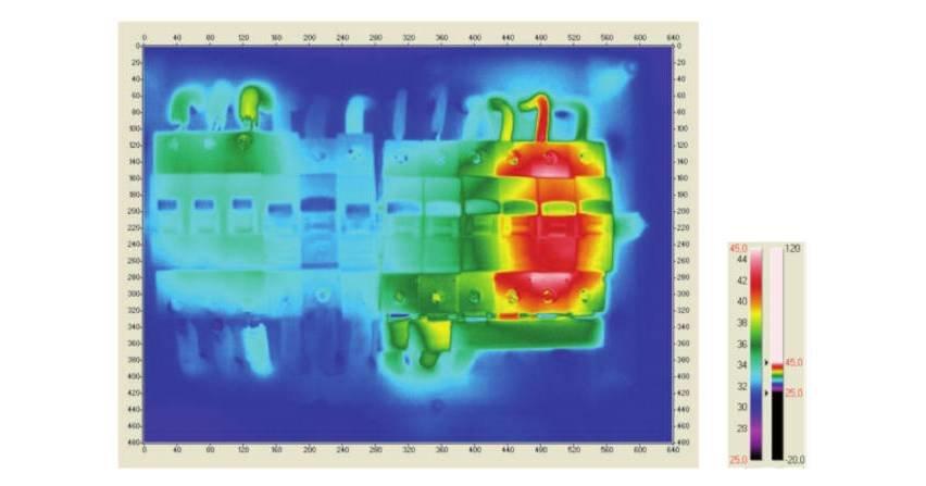 Zastosowanie kamer termowizyjnych do oceny wykonania instalacji elektrycznej