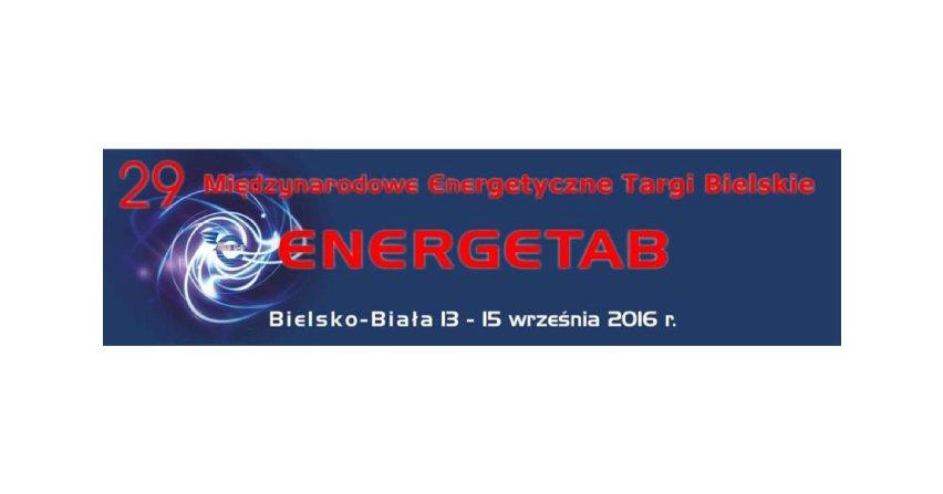 29. Międzynarodowe Energetyczne Targi Bielskie ENERGETAB 2016