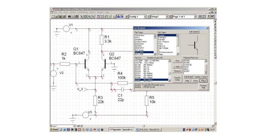 Badanie modeli generatora synchronicznego