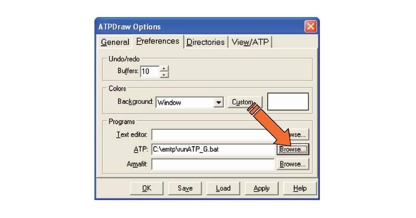Kurs praktycznego wykorzystania programu ATP EMTP (część 3.)