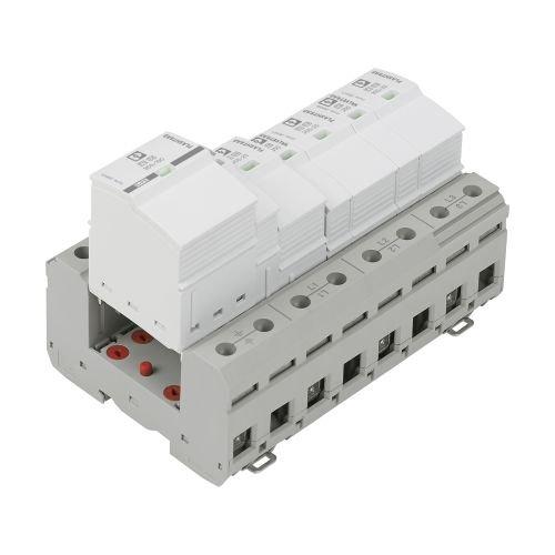 Kombinowane ograniczniki FLT-SEC-T1+T2-3S-350/25-FM - 2905470